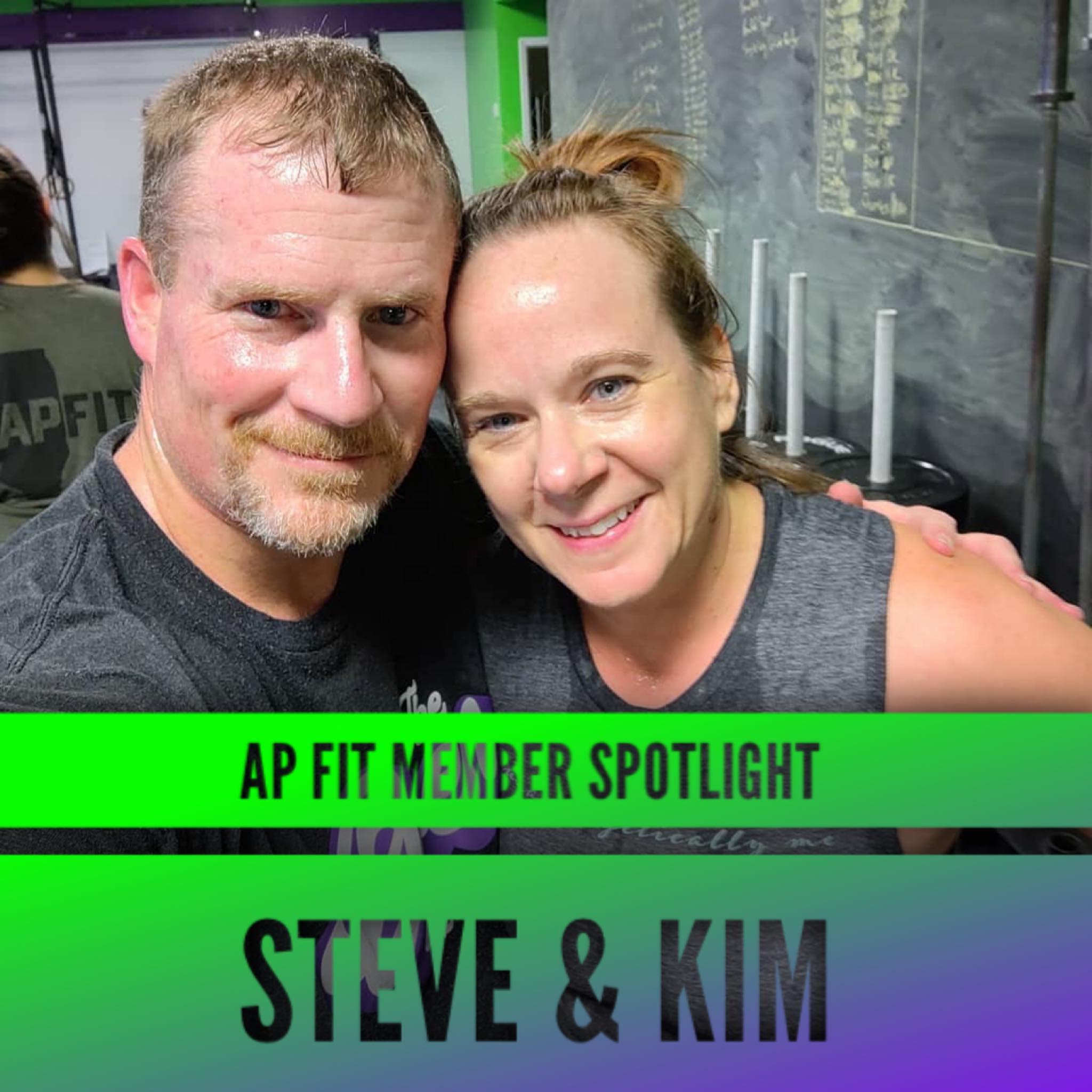 Kim and Steve Dillenders success story